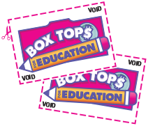Box Tops For Books Begins