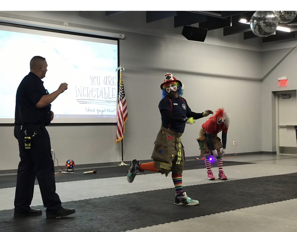 Tecumseh Fire Department presents program