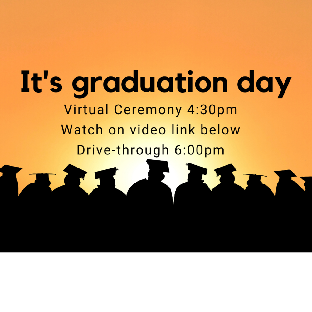 Link for THS 2020 virtual graduation shared
