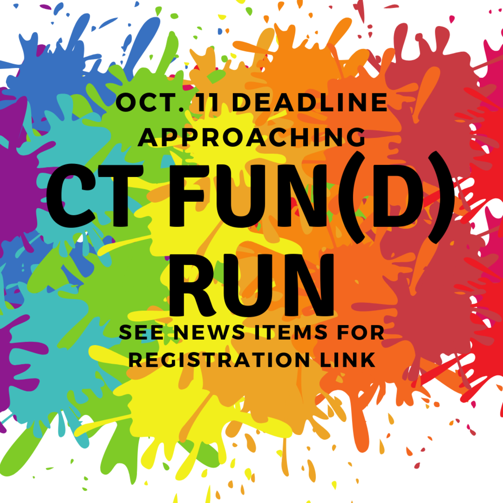 2nd annual Fun(d) Run October 27