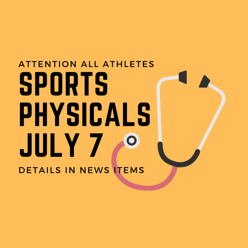 Tecumseh athletes will need physicals