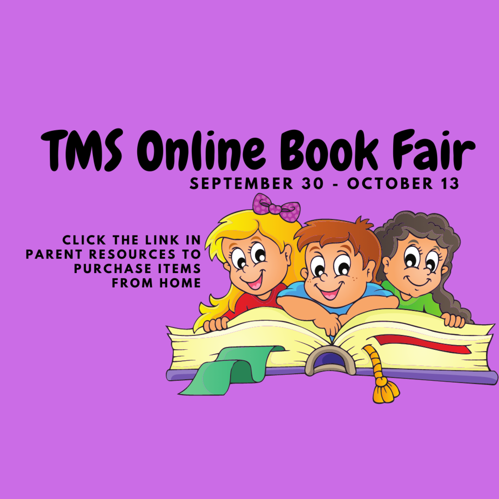 Book Fair will be all virtual