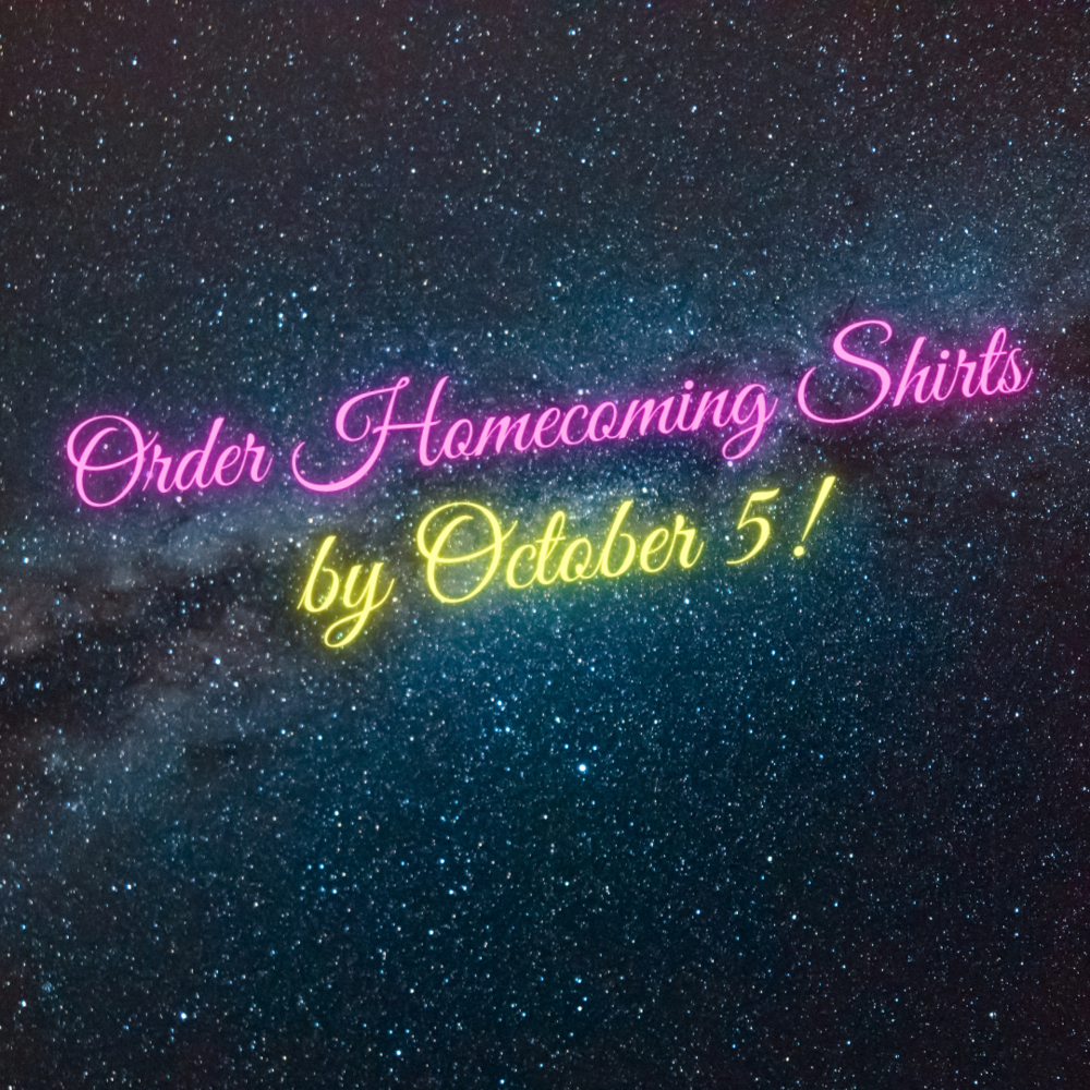 Homecoming October 9