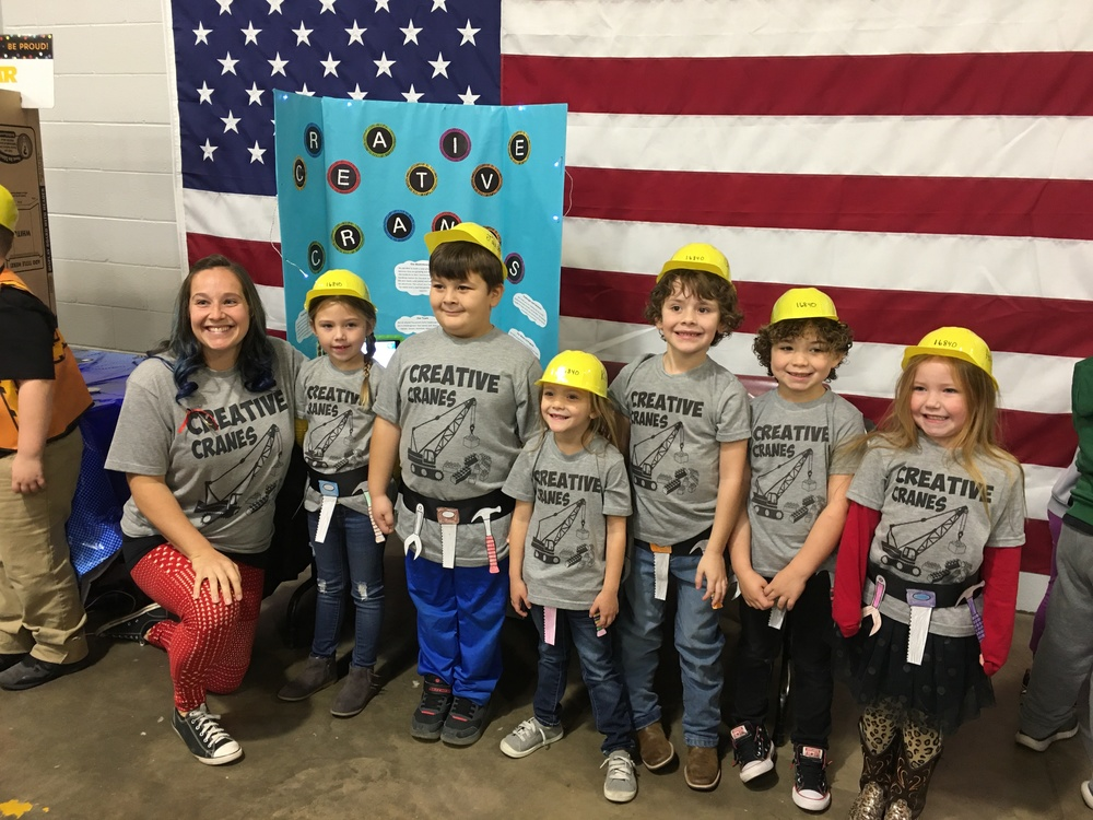 TECC Lego Team places in BOOMTOWN Build Project