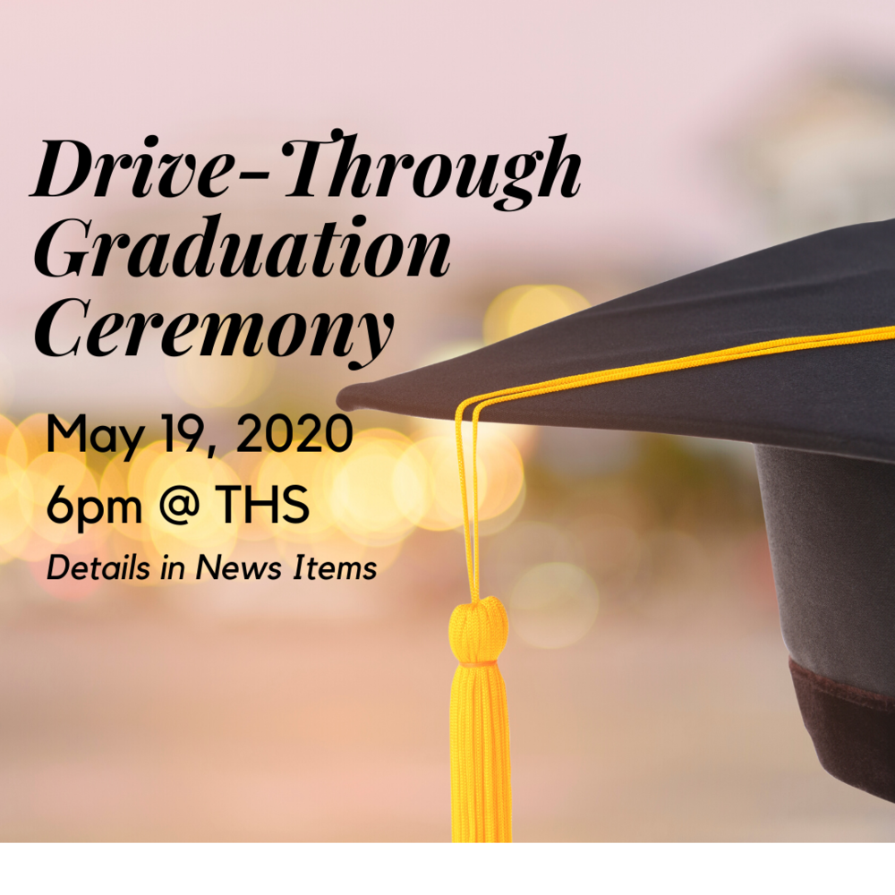 Ceremony to take place for Class of 2020