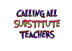 Substitute Workshop Wednesday