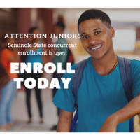 Seminole State College accepting concurrent enrollment students