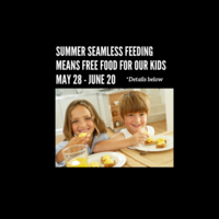 Dates for free summer breakfast and lunch announced