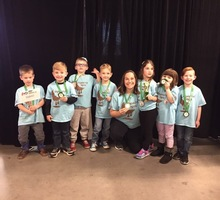 Lego team wins award