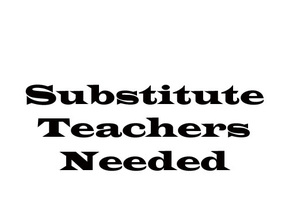 Substitute workshop planned for November