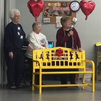 Retired teachers gift TECC