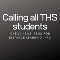 High school announces contact info for distance learning