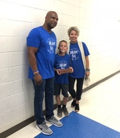 Cross Timbers gets visit from Alton Carter