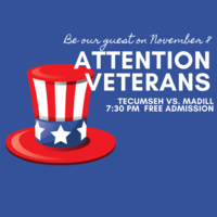 THS Pride to honor veterans November 8