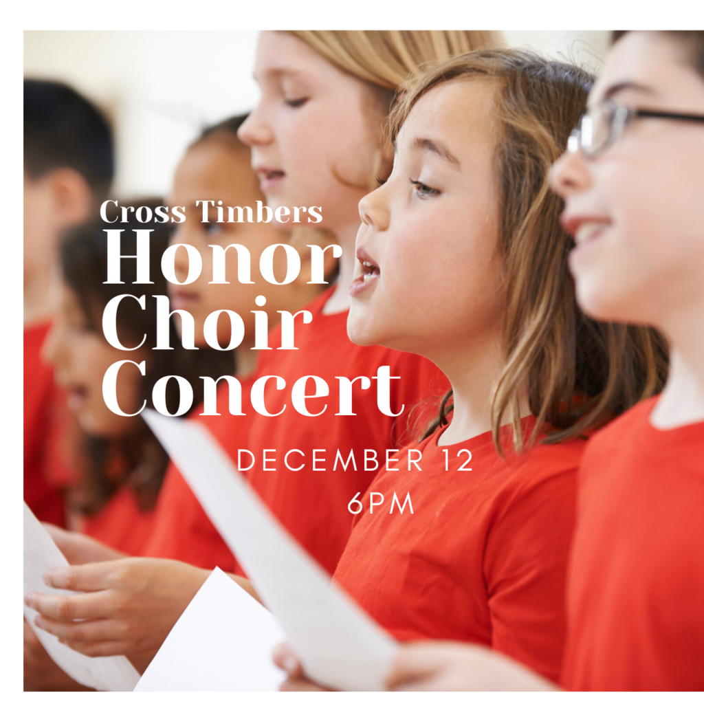 cross timbers honor choir